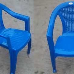 plastic chair-1